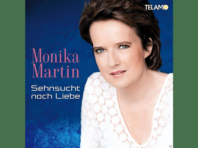Monika Martin - Sehnsucht Nach Liebe [CD]