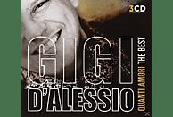 Gigi D'Alessio - Quanti Amori - The Best [CD]
