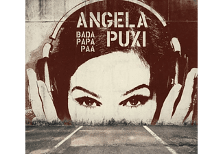 Angela Puxi - Badapapapaa  - (CD)