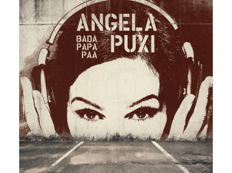 Angela Puxi - Badapapapaa [CD]