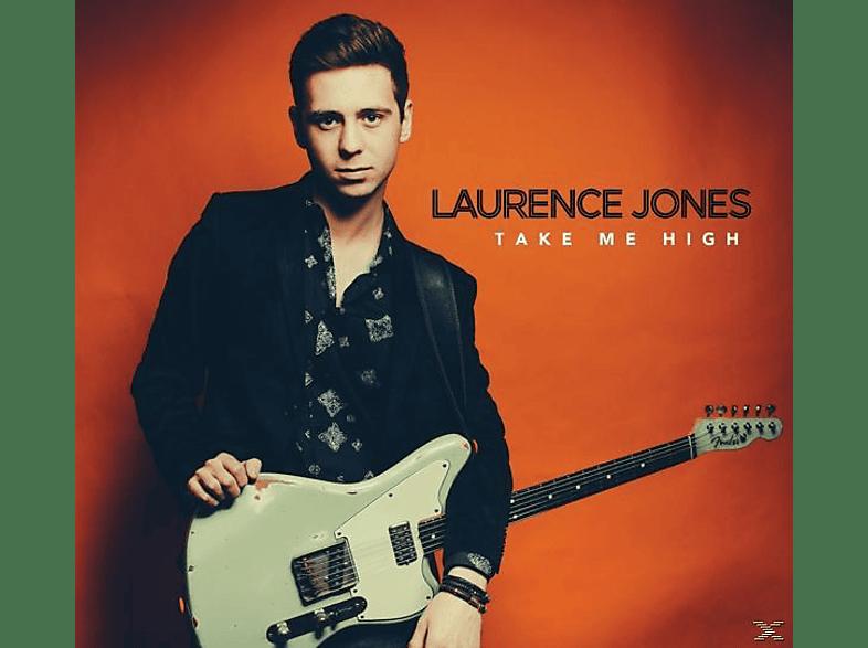 Laurence Jones - Take Me High [CD]