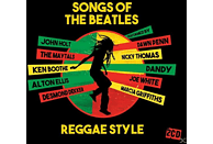 VARIOUS - Songs Of The Beatles-Reggae Style [CD]