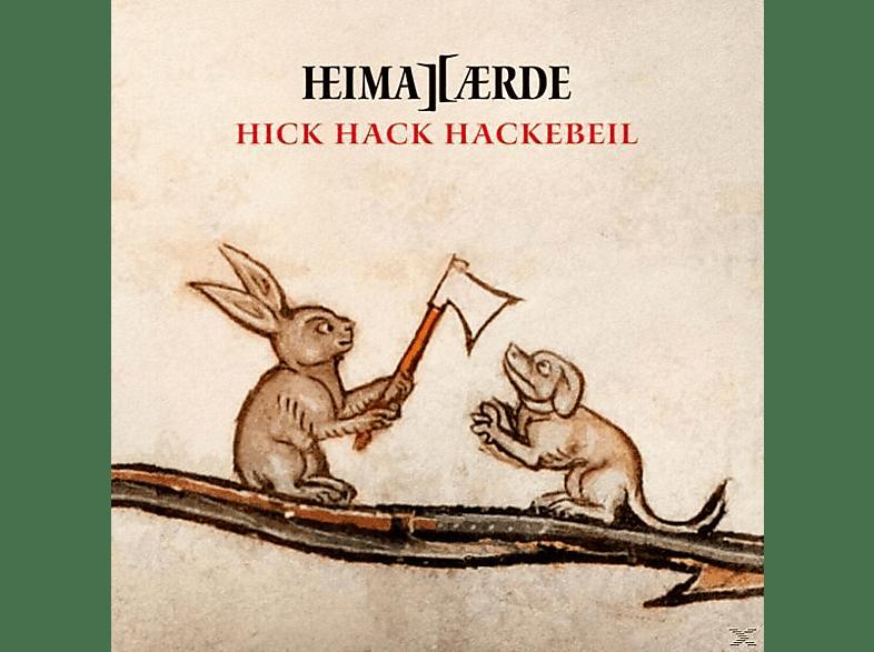 Heimataerde - Hick Hack Hackebeil (Limited Edition) [Maxi Single CD]