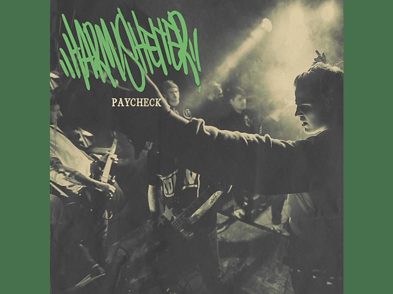 Harm/Shelter - Paycheck (Ltd.White Vinyl) [Vinyl]