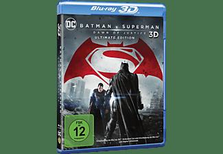 Batman V Superman: Anbruch der Gerechtigkeit [Blu-ray 3D]