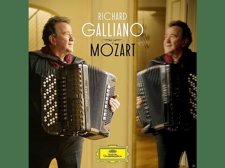 Richard Galliano - Richard Galliano Plays Mozart [CD]