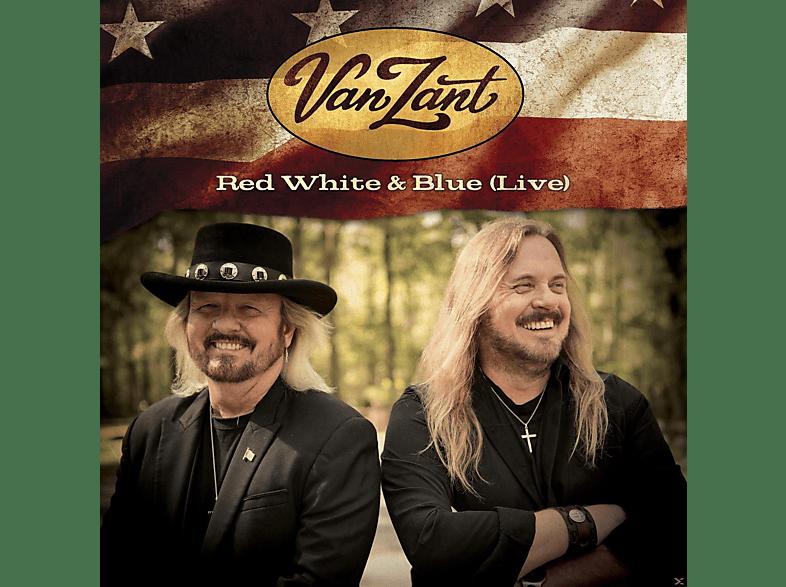 Van Zant - Red White & Blue (Live) [CD]