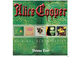Alice Cooper - Original Album Version Vol.2  - (CD)