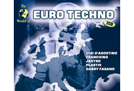 VARIOUS - WORLD OF EURO TECHNO [CD]