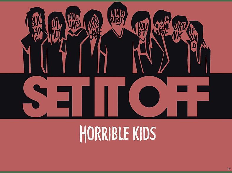 Set It Off - Horrible Kids (Reissue) [CD]