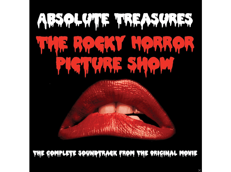 Richard O'brien - The Rocky Horror Picture Show-Absolute Treasures [CD]