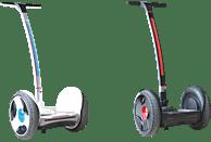 NINEBOT Elite E+  Schwarz/Rot E-Scooter (Schwarz)
