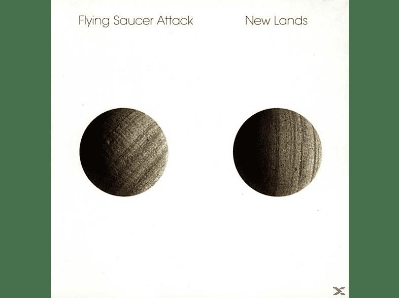 Flying Saucer Attack - NEW LANDS [CD]