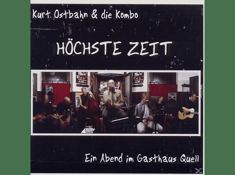 Kurt & Die Kombo Ostbahn - Höchste Zeit [CD]