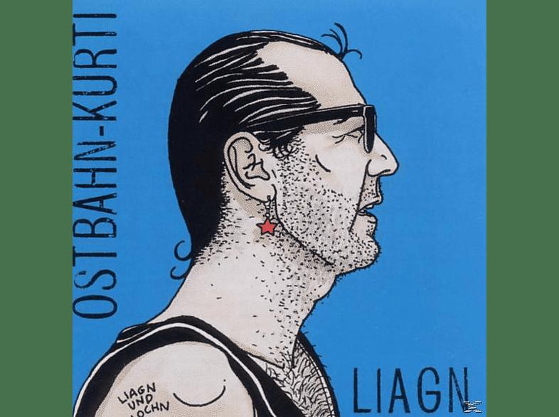 Kurti Ostbahn, Kurt Ostbahn - Liagn Und Lochn (Remaster) [CD]