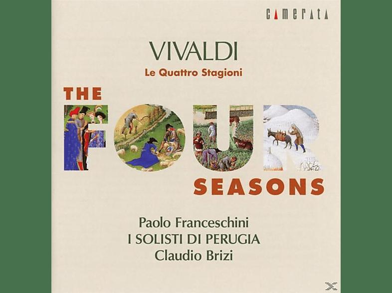 I Solisti Di Perugia - The Four Seasons (Le Quattro Stagioni) [CD]
