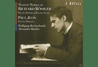 Breinschmid,Wolfgang/Rössler,Alexander - Master Works Of  - (CD)