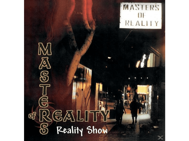 Masters Of Reality - Reality Show [CD]