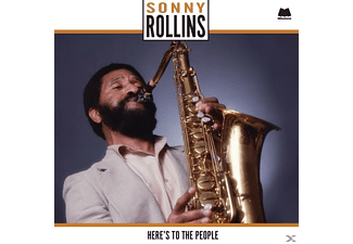 Sonny Rollins - Here's To The People-Ltd.Edt 180g Vinyl  - (Vinyl)