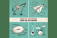 Brett Newski - Land Sea Air Garage [CD]