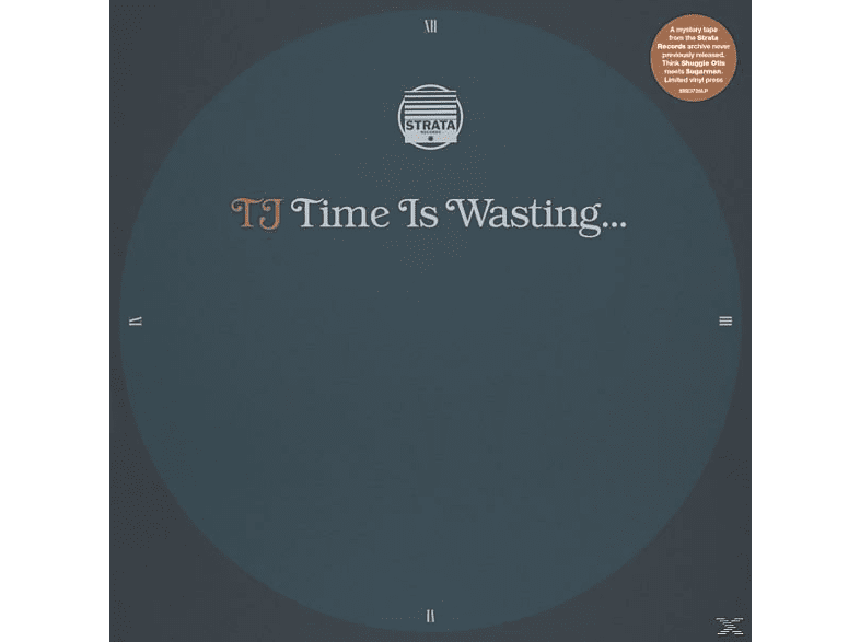 T.J. - Time Is Wasting [EP (analog)]