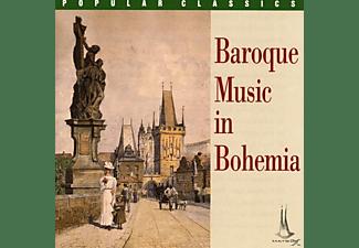 Hlavenkova/Kozena/Predota/Pospisil/Musica Florea/+ - Barockmusik in Böhmen  - (CD)
