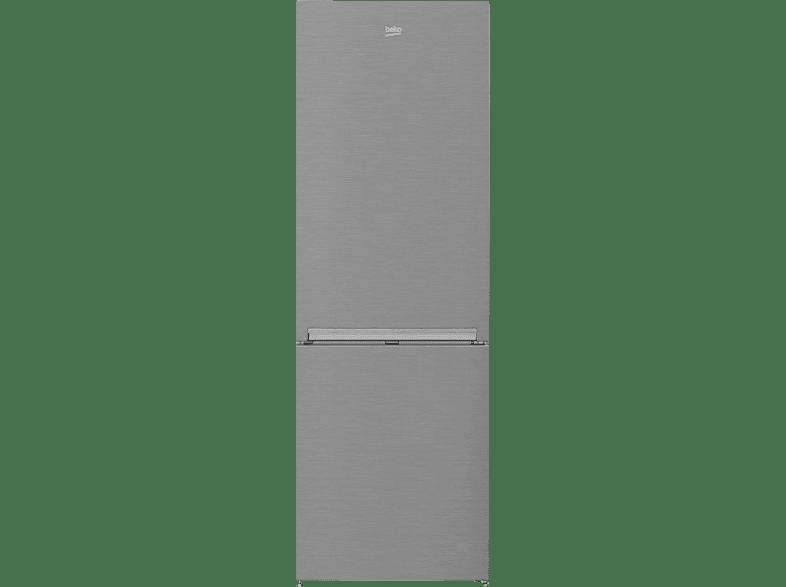 BEKO RCSA365K30XP   Kühlgefrierkombination (A++, 1853 mm hoch, Edelstahloptik)