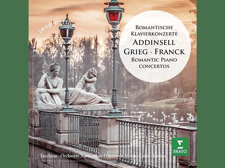 Tacchino Gabriel - Romantische Klavierkonzerte [CD]