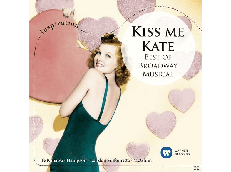 Kiri Te Kanawa, Thomas Hampson, London Sinfonietta - Kiss Me,Kate-Best Of Broadway Musical [CD]