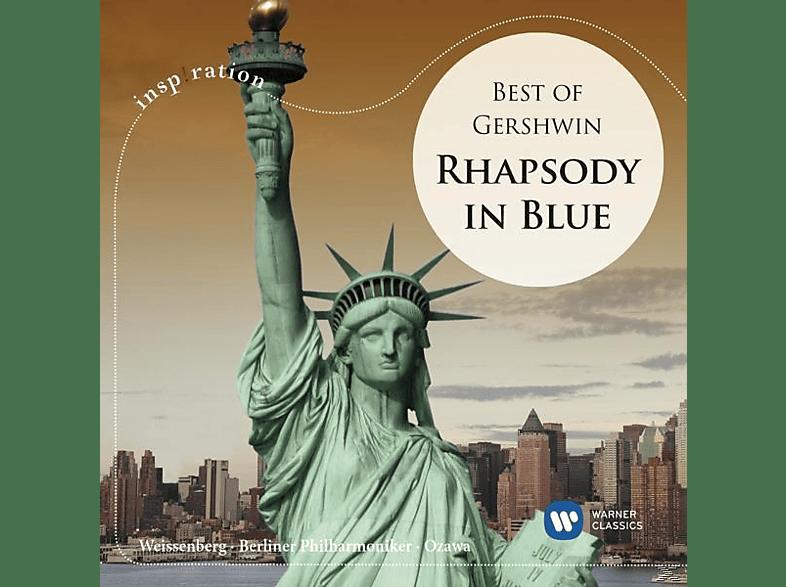 Alexis Weissenberg, Seiji Ozawa, Berliner Philharmoniker - Rhapsody In Blue-Best Of Gershwin [CD]