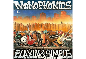 Monophonics - Playin & Simple - (CD)