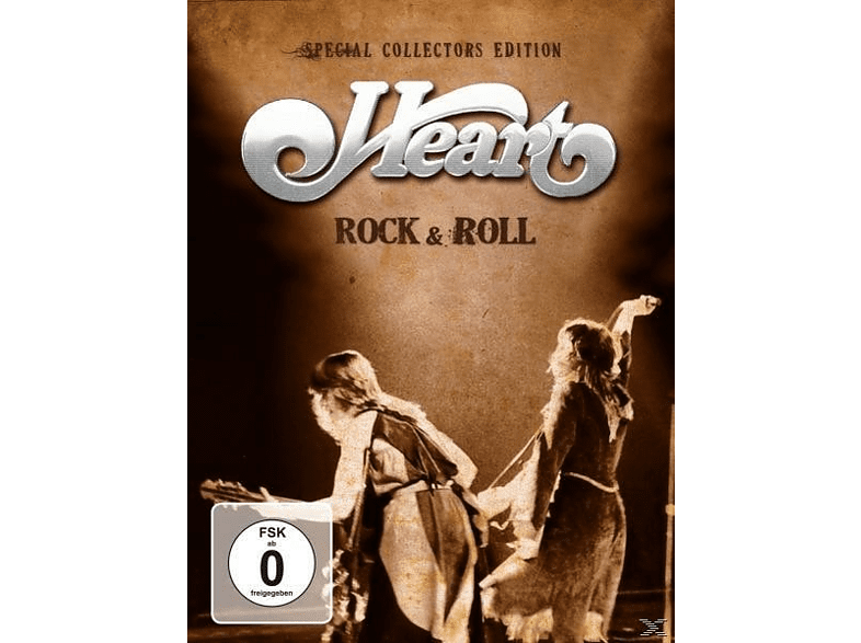 Heart - Rock And Roll [DVD]