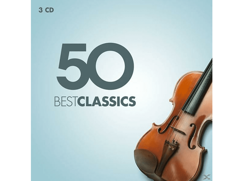 VARIOUS - 50 Best Classics [CD]