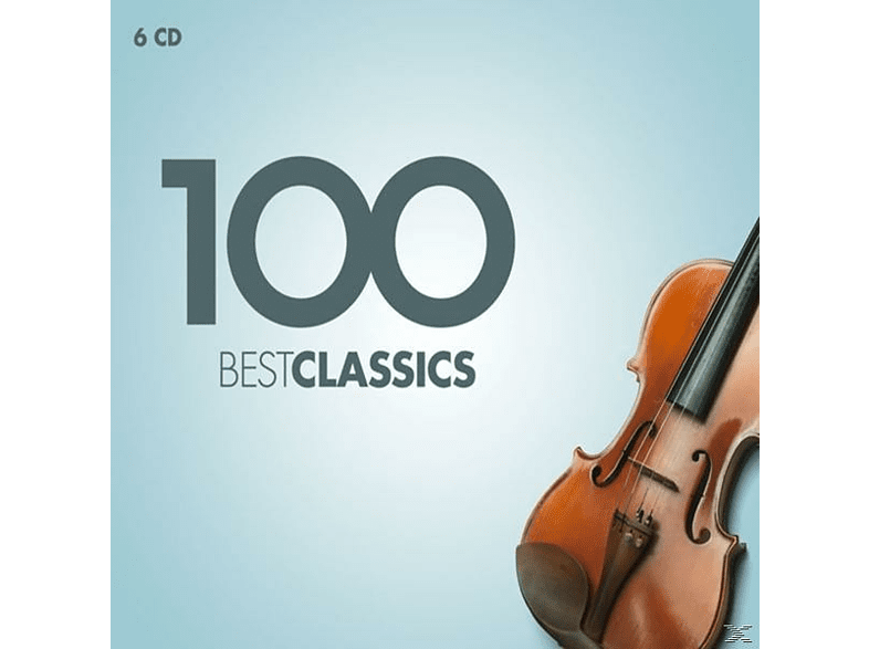 VARIOUS - 100 Best Classics [CD]