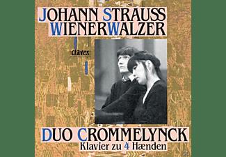Duo Crommelynck - Wienerwalzer  - (CD)
