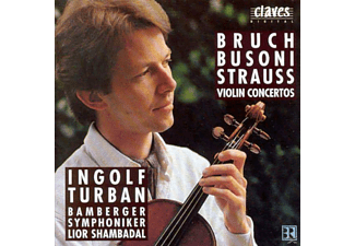Bamberger Symphoniker I Turban - Violinkonzerte  - (CD)