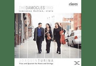 The Damocles Trio - Klaviertrios und-quartett  - (CD)