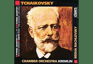 Chamber Orchestra/rachlevs Kremlin - Streichquartette  - (CD)
