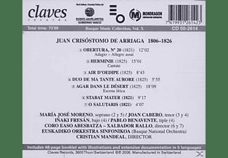 Mandeal - STABAT MATER/HERMINIE/KANTATE+  - (CD)
