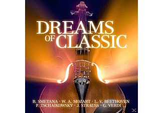 VARIOUS - Dreams Of Classic - (CD)