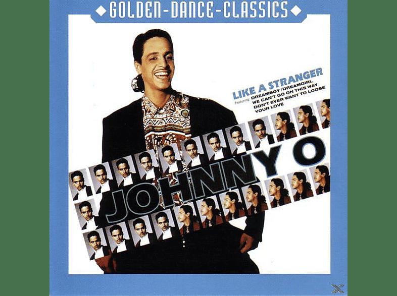 Johnny O. - Like A Stranger [CD]