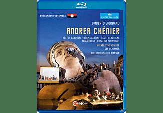 Schirmer/Sandoval/Hendricks - Andrea Chenier  - (Blu-ray)