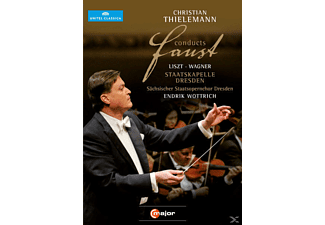 Christian/sd Thielemann - Thielemann Dirigiert Faust  - (DVD)
