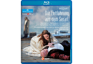 Bolton, Strehl, Damrau, Petryatko, Bolton/Damrau/Peretyatko/Strehl - Die Entführung Aus Dem Serail  - (Blu-ray)