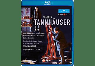 Weigle/Seiffert/Schnitzer/Uria-Monzon - Tannhäuser  - (Blu-ray)