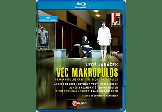 Salonen/Denoke/Very/Hoare - Die Sache Makropulos  - (Blu-ray)