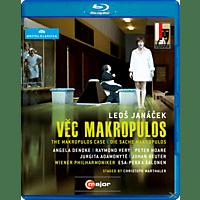 Salonen/Denoke/Very/Hoare - Die Sache Makropulos [Blu-ray]