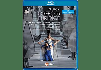 Rachvelishvili Anita, Nikolic/Rachvelishvili/Alberola/La Fura dels Baus - Orpheus Und Eurydike  - (Blu-ray)