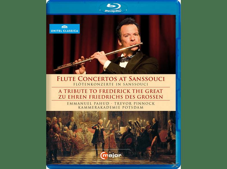 Emmanuel Pahud, PAHUD/PINNOCK/BPO - Zu Ehren Friedrichs Des Grossen (Bd) [Blu-ray]