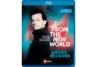 Andris Nelsons, Andris/br So Nelsons - From The New World - (Blu-ray)
